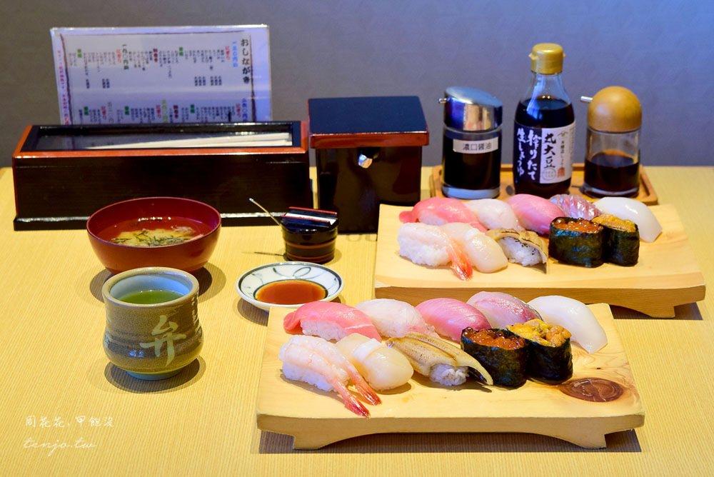 【新潟食記】PIA Bandai萬代市場 日本海測最大級海鮮市場!人氣美食迴轉壽司弁慶 @周花花,甲飽沒