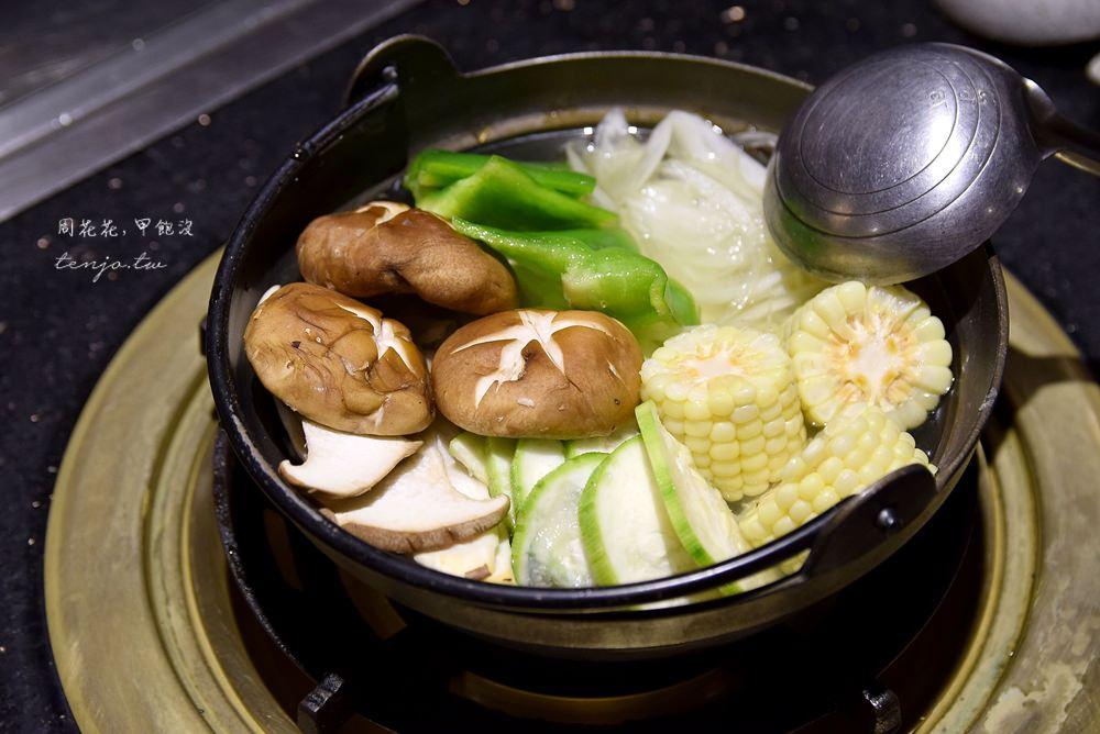 【台北美食】三朵花炭火燒肉鍋物 邰智源邰哥也愛的燒烤吃到飽!壽星優惠完全免費