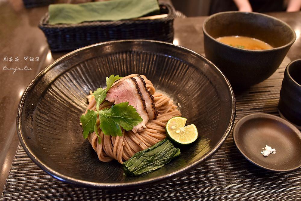 【東京護國寺美食】MENSHO 近年吃過最驚艷的拉麵、沾麵!tabelog3.85分 @周花花,甲飽沒