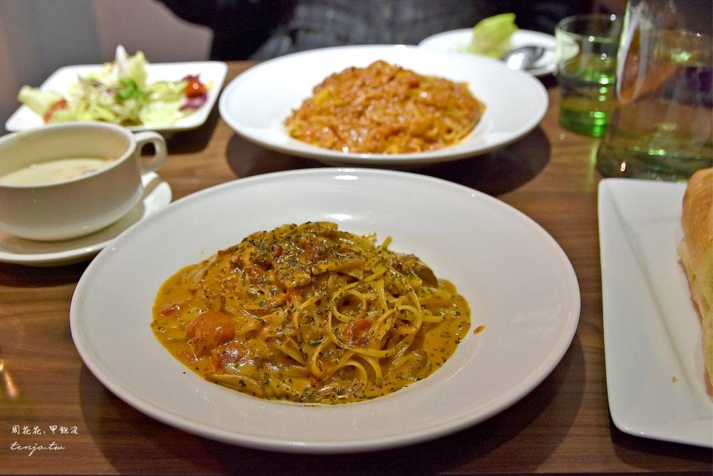 【台北東區美食】Circle Pasta小圈子義大利麵 朋友推薦最愛的延吉街義式餐廳 @周花花,甲飽沒