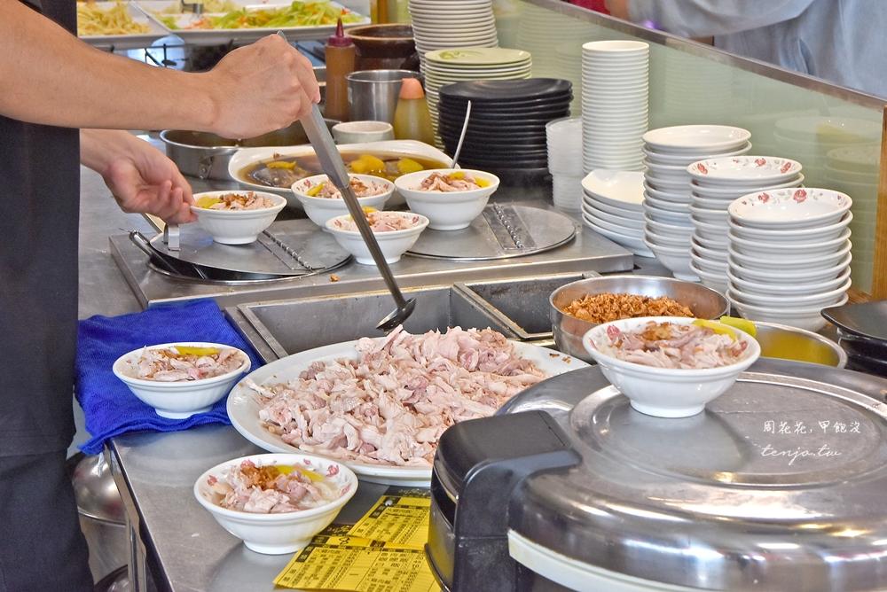【嘉義美食】阿宏師火雞肉飯 我心中嘉義最好吃的雞肉飯!蔡阿嘎也推薦神級美味 @周花花,甲飽沒