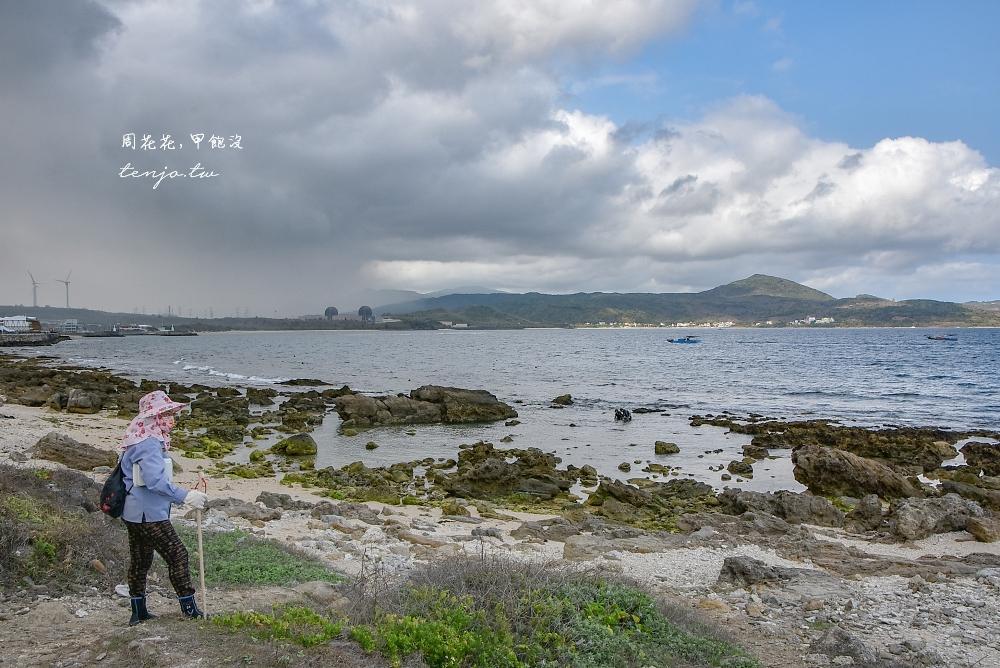 【恆春半島旅遊】大光社區 後壁湖潮間帶生態體驗、海味漁夫套餐,探索不一樣墾丁景點