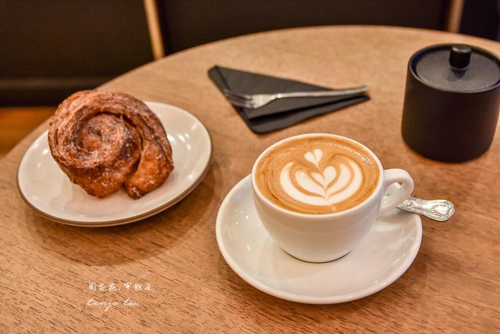 【英國咖啡館】flat white 倫敦SOHO區人氣咖啡店!平白咖啡與烘焙麵包的完美結合 @周花花,甲飽沒