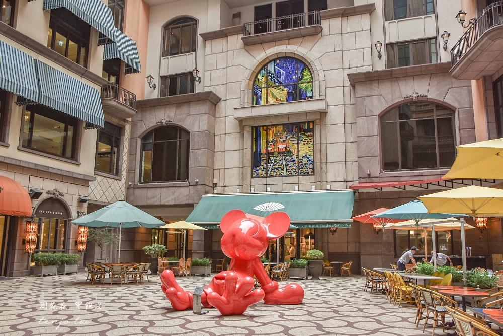 【台北文華東方酒店 文華精品】Café de LUGANO 最具歐洲風情料理饗宴!庭院超級美 @周花花,甲飽沒